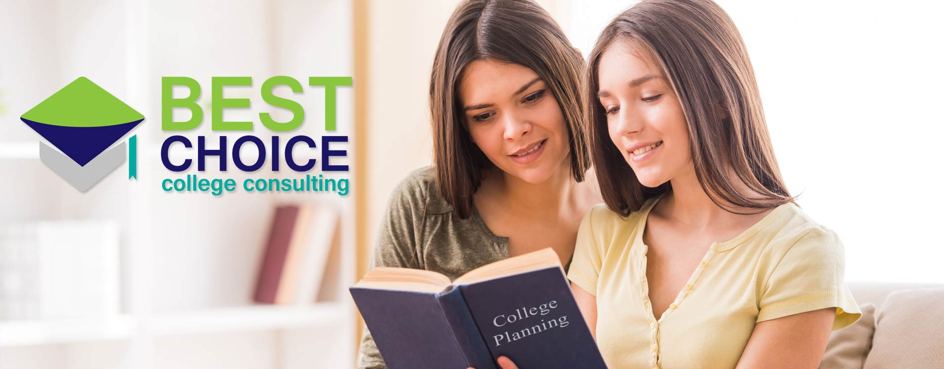 parent helping child with college choice